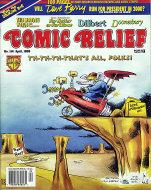Comic Relief Vol. 11 No. 114 Comic Book