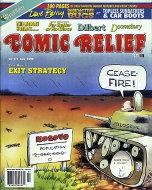 Comic Relief Vol. 11 No. 117 Comic Book