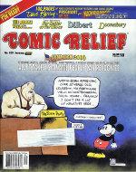 Comic Relief Vol. 12 No. 123 Comic Book
