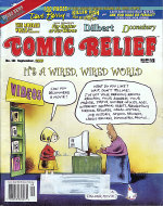Comic Relief Vol. 12 No. 131 Comic Book