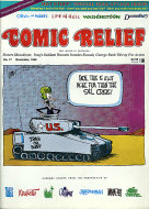 Comic Relief Vol. 2 No. 17 Comic Book