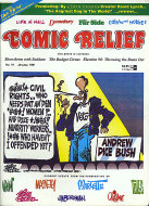 Comic Relief Vol. 3 No. 19 Comic Book