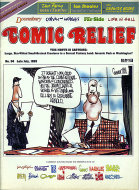 Comic Relief Vol. 5 No. 54 Comic Book