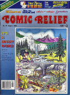 Comic Relief Vol. 78 No. 21 Comic Book