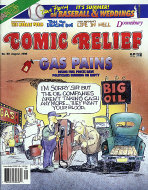 Comic Relief Vol. 8 No. 90 Comic Book