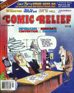 Comic Relief Vol. 8 No. 91 Comic Book