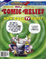 Comic Relief Vol. 8 No. 96 Comic Book