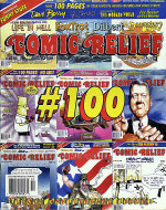 Comic Relief Vol. 9 No. 100 Comic Book