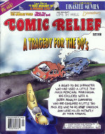 Comic Relief Vol. 9 No. 97 Comic Book
