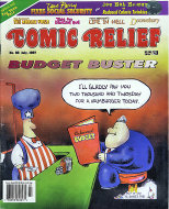 Comic Relief Vol. 9 No. 98 Comic Book