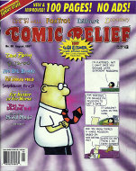 Comic Relief Vol. 9 No. 99 Comic Book