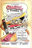 Comical Funnies Vol. 1 No. 2 Magazine