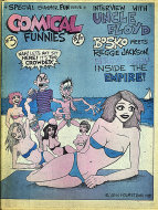 Comical Funnies Vol. 1 No. 3 Comic Book