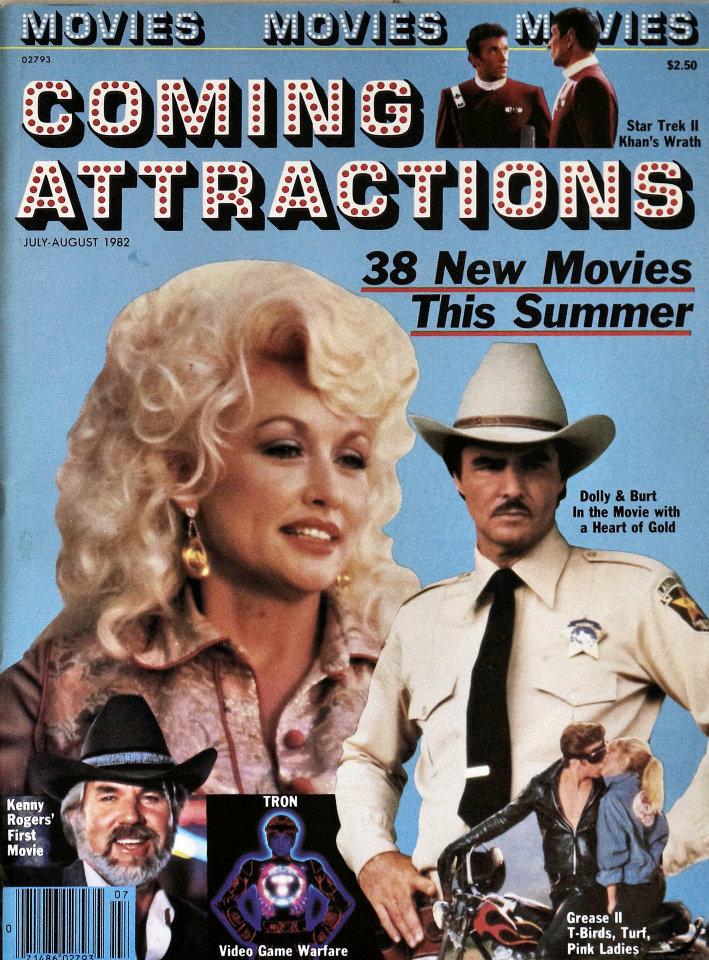 Coming Attractions Vol. 1 No. 1