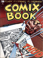 Comix Book No. 1 Comic Book