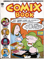 Comix Book No. 3 Comic Book