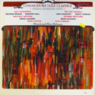 "Commodore Jazz Classics: Dixieland - New Orleans Vinyl 12"" (Used)"