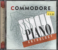 Commodore Piano Anthology CD