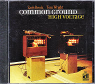 Common Ground CD