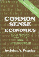 Common Sense Economics Book