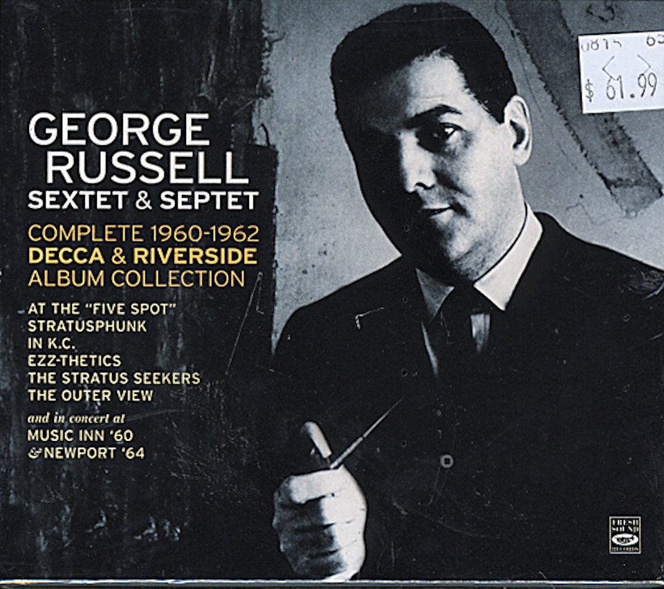 Complete 1960-1962 Decca & Riverside Album Collection CD