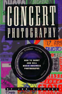Concert Photography Book