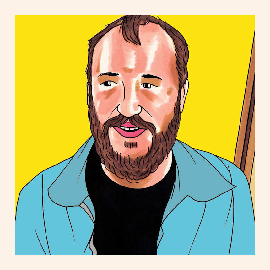 David Bazan Jun 22, 2016