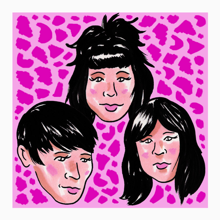 The Coathangers Mar 23, 2017