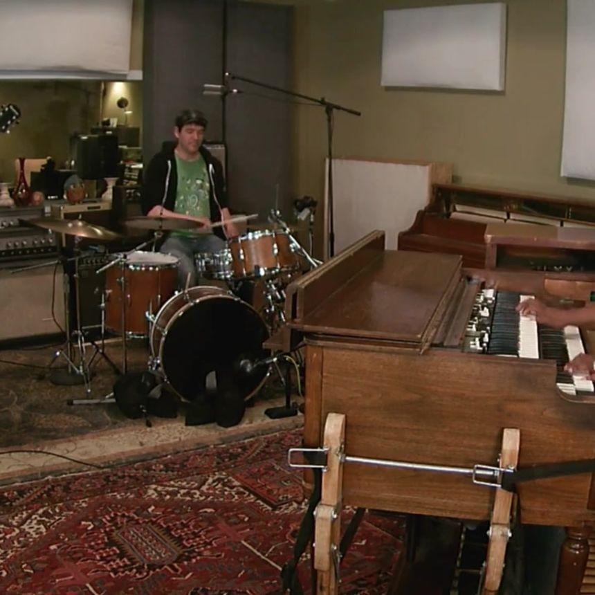 Delvon Lamarr Organ Trio Apr 16, 2018