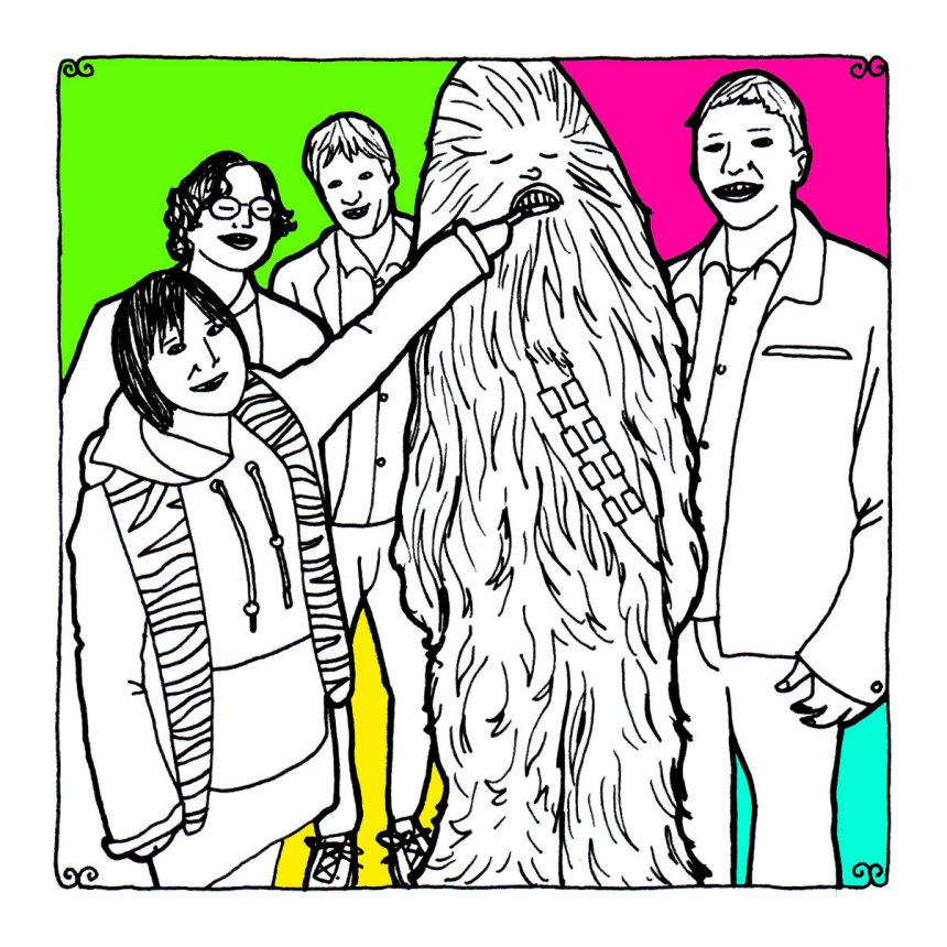 Deerhoof Aug 10, 2009