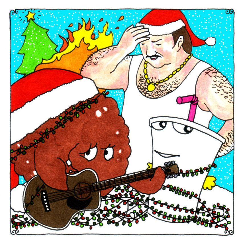 Aqua Teen Hunger Force Dec 22, 2009