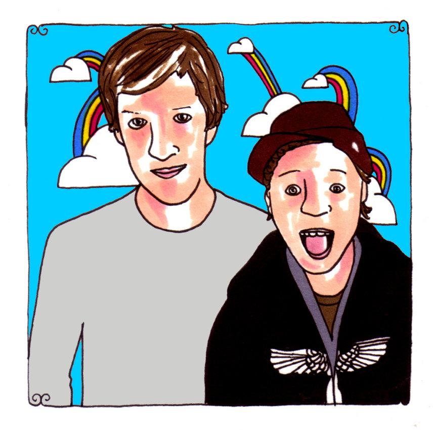 Ben Sollee & Daniel Martin Moore Mar 4, 2010