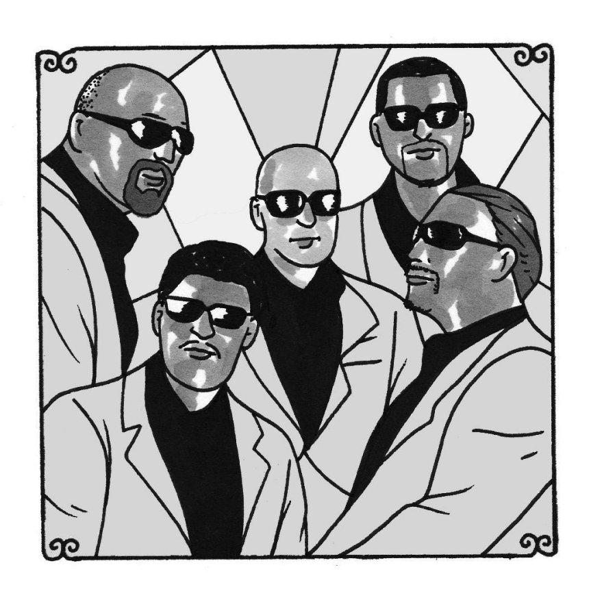 The Blind Boys of Alabama Sep 17, 2013