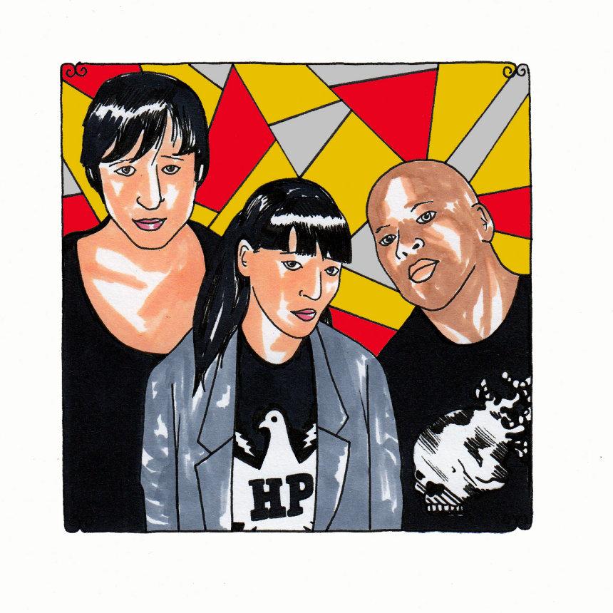 Atari Teenage Riot May 9, 2011