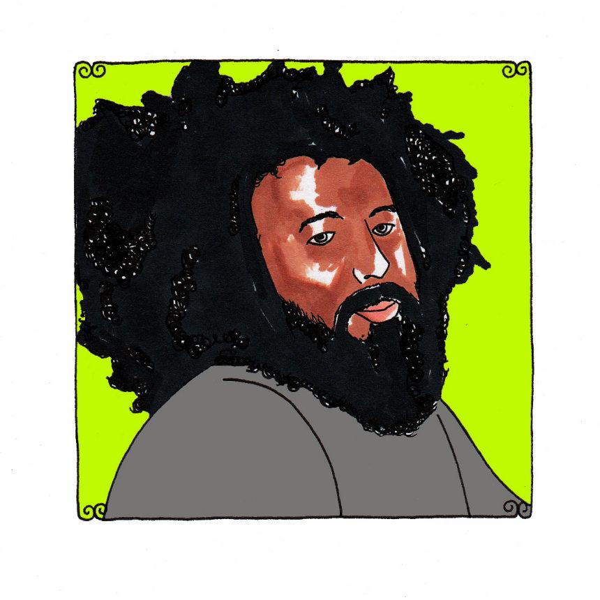 Reggie Watts May 23, 2011