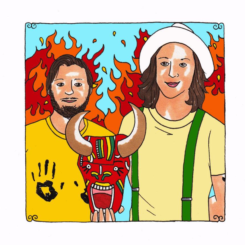 The Devil's Horns Kill The Matador Jun 19, 2011