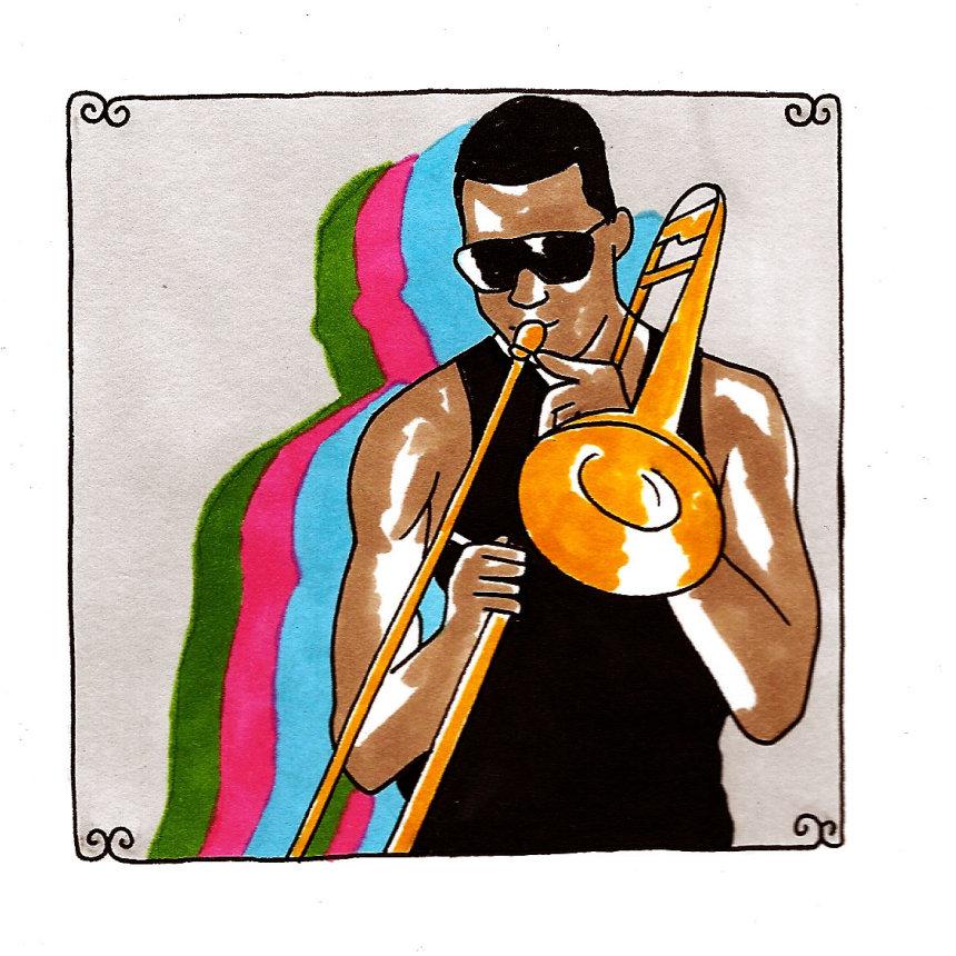 Trombone Shorty & Orleans Avenue Oct 31, 2011