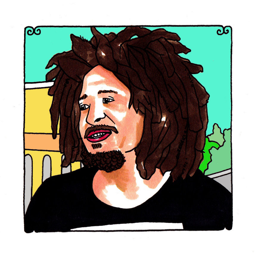 Counting Crows Apr 19, 2012