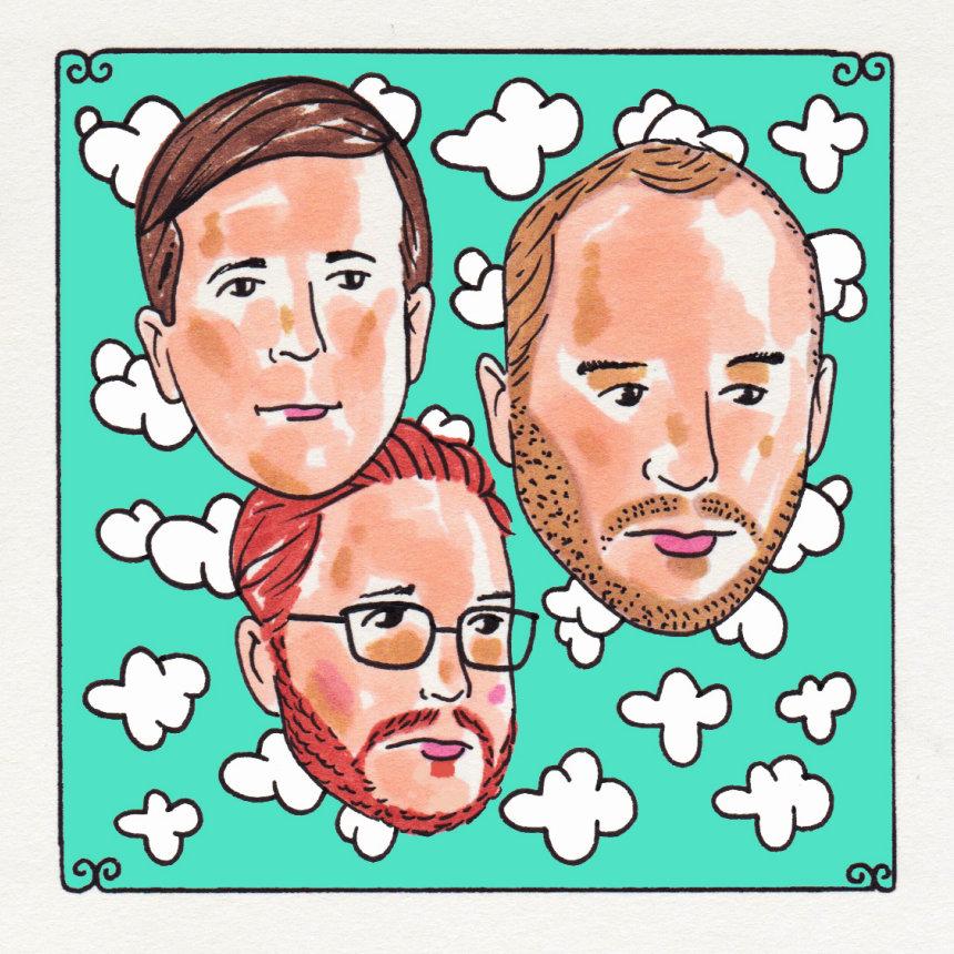The Lonesome Trio Sep 11, 2015