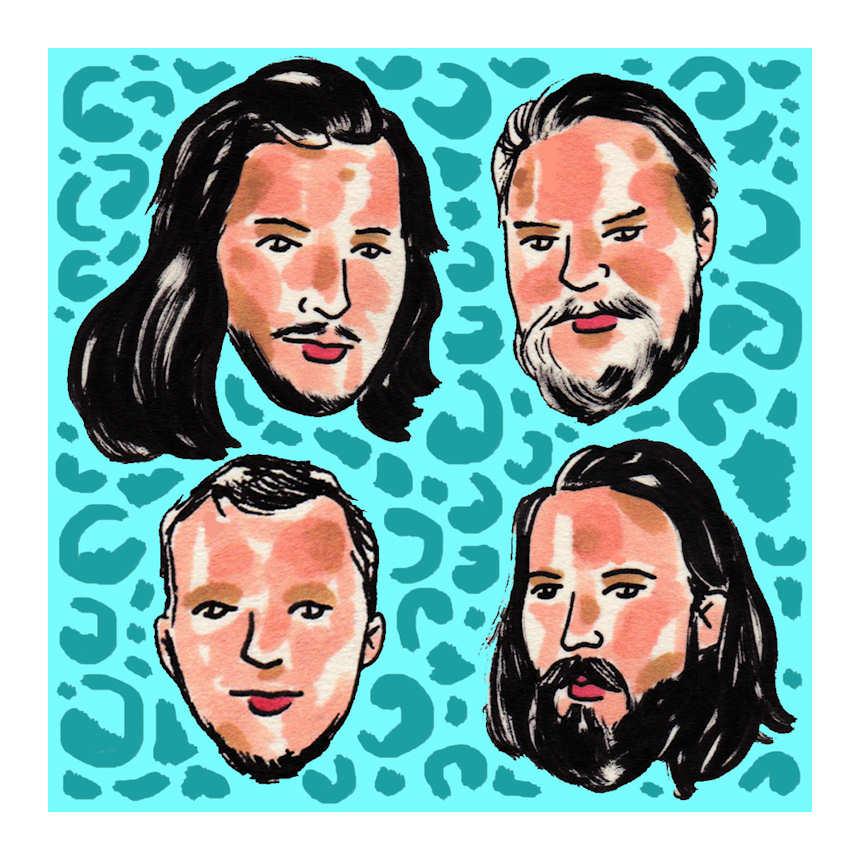 The Bros. Landreth Sep 17, 2015