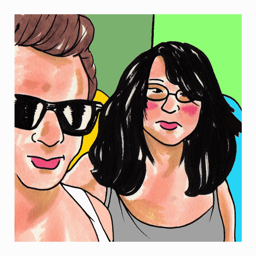 Mike and Ruthy Jul 21, 2015