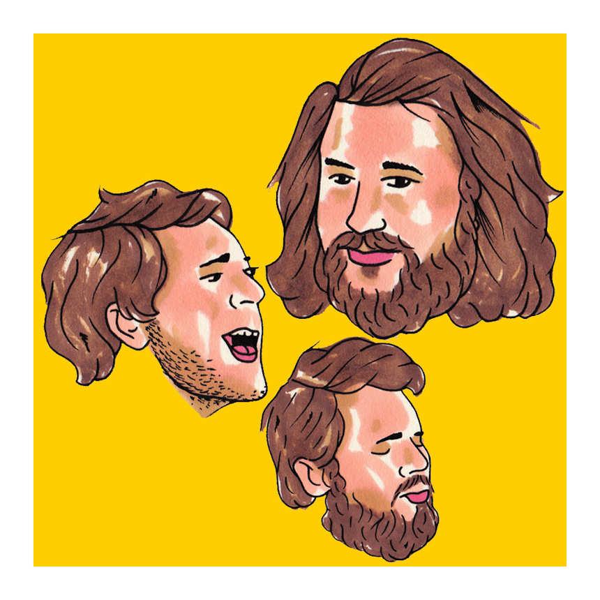 Dawes, Blake Mills & My Morning Jacket Jun 19, 2015