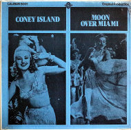 "Coney Island / Moon Over Miami Vinyl 12"" (New)"