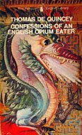 Confessions Of An Opium Eater Book