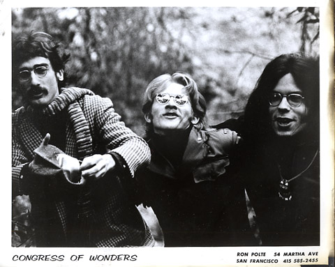 Congress of Wonders Promo Print
