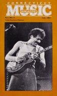 Connecticut Music Jul 1,1981 Magazine
