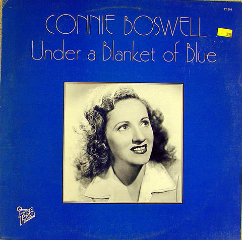 """Connie Boswell Vinyl 12"""" (Used)"""