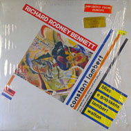 """Constant Lambert: Concerto For Solo Piano And Nine Players Vinyl 12"""" (Used)"""