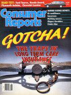 Consumer Reports Vol. 56 No. 6 Magazine
