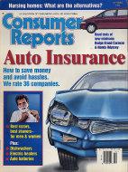 Consumer Reports Vol. 60 No. 10 Magazine